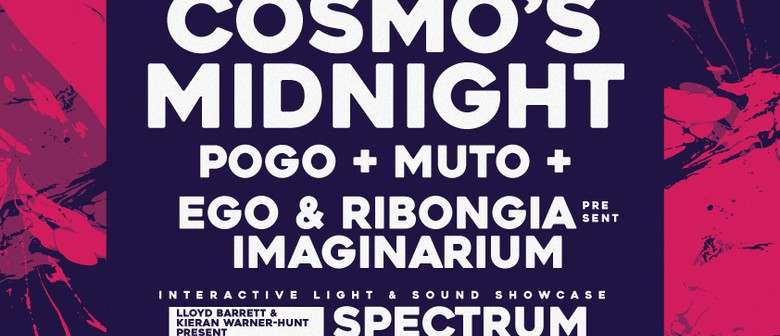 Vivid Music – Cosmo's Midnight, Pogo, Muto and Imaginarium