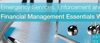 Emergency Services, Enforcement and Defence Workshop