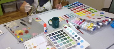 Colour Mixing Workshop