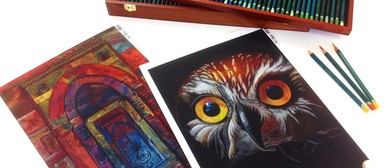 Coloured Pencil Workshop