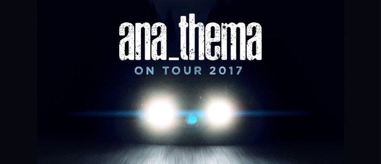 Anathema Australian Tour