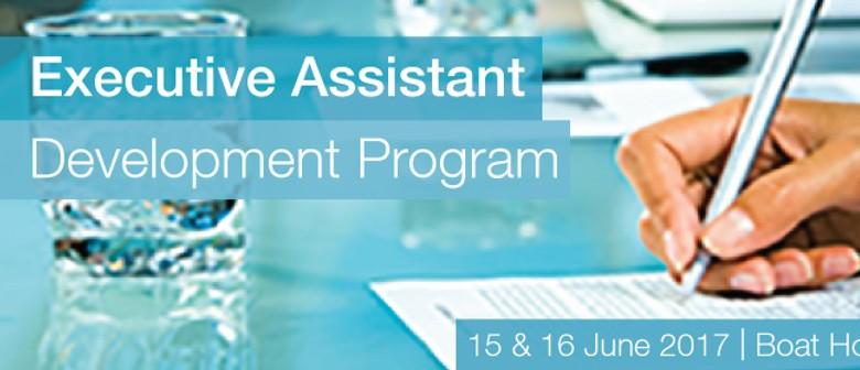 Executive Assistant Development Intensive 2017