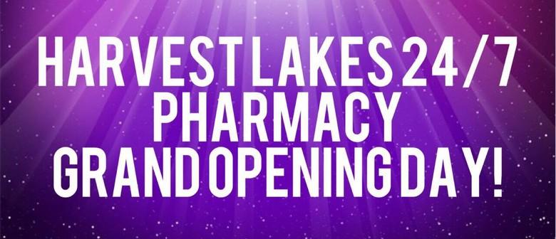 Pharmacy Grand Opening