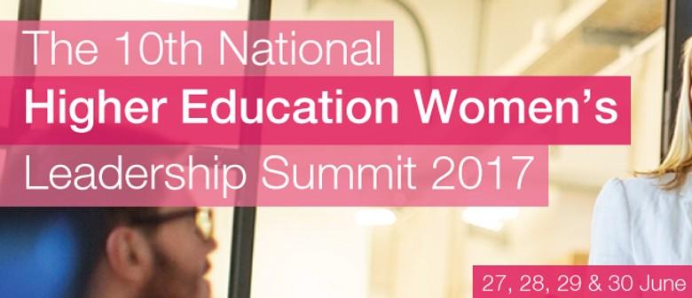 10th National Higher Education Women's Leadership Summit