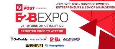 B2B Expo 2017