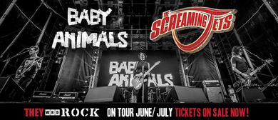 Baby Animals and Screaming Jets