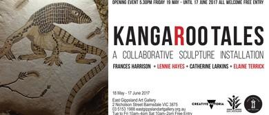 Kangaroo Tales Exhibition