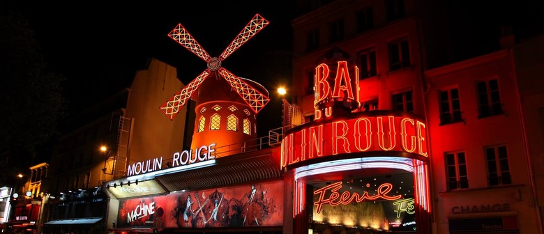 The Moulin Rouge Burlesque Cruise