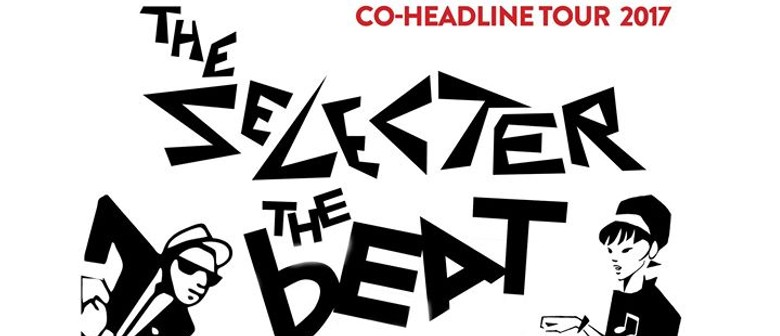 The Beat and The Selecter Co-Headline Tour 2018