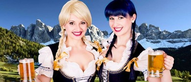 The Oktoberfest Burlesque Cruise