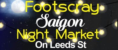 Footscray Saigon Night Market