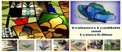 Leadlight and Copperfoiling for Beginners – Morning Sessions