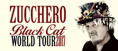 Zucchero – Black Cat World Tour