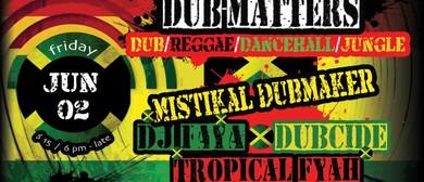 Dub-Matters – Dub, Reggae, Dancehall, Jungle