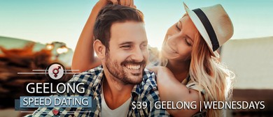 Geelong Speed Dating, Age 34–46