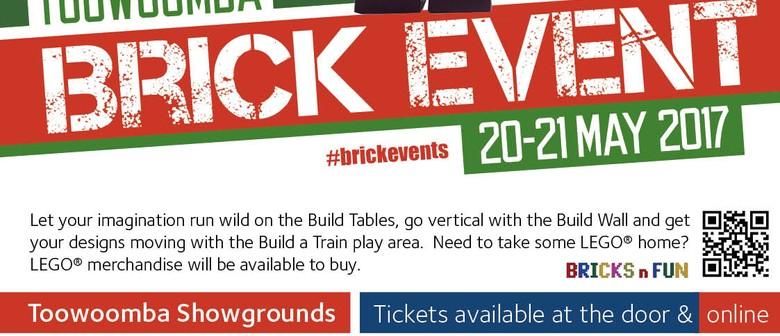 Toowoomba Brick Event – A LEGO Fan Expo