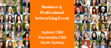 Business and Professionals Networking