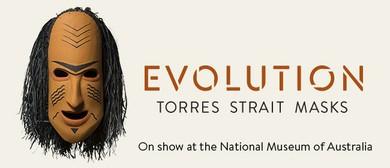 Evolution – Torres Strait Masks