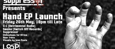 Hand EP Launch