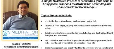 Mindfulness Made Simple - Life a Meditation