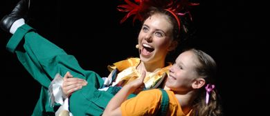 Take the Stage – School Holiday Program