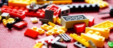 Bricks 4 Kidz Super Hero Workshop