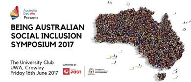 Being Australian Social Inclusion Symposium 2017