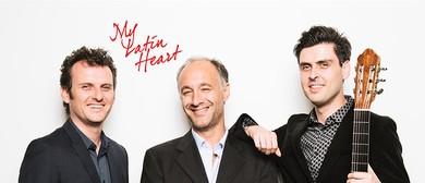Jose Carbo With Slava & Leonard Grigoryan – My Latin Heart