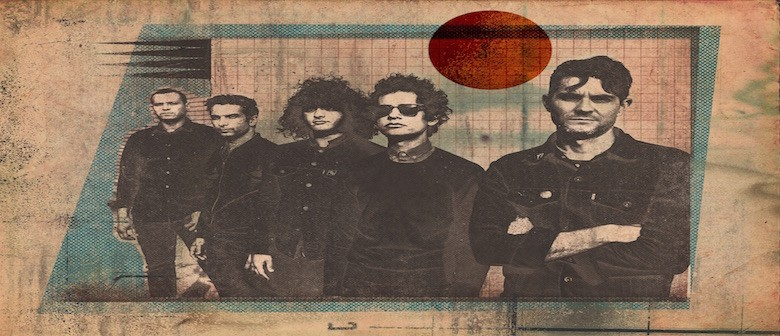At The Drive-In Australian Tour