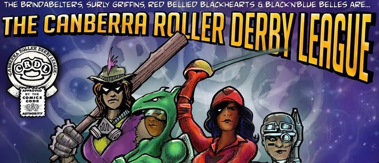 CRDL Game 3 – Brindabelters V Surly Griffins