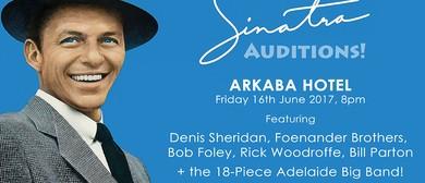 Cabaret Fringe Festival – Frank Sinatra Auditions