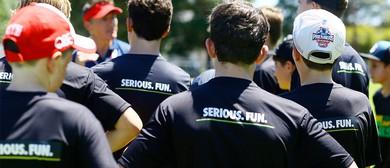 SCA Kidzphyz Multisport Camp
