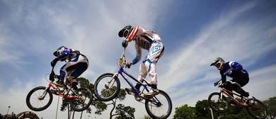 SCA Junior BMX Camp