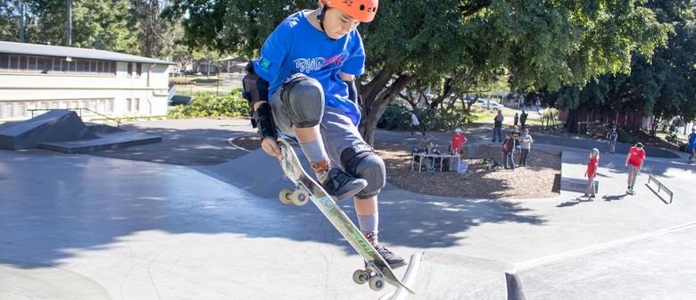 SCA Australian Skateboarding Camp