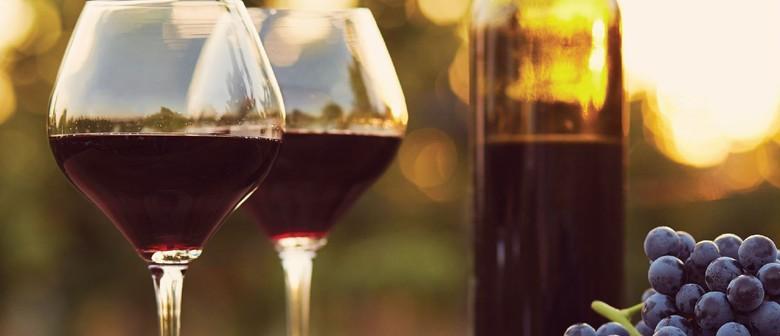 Angove Wine Dinner