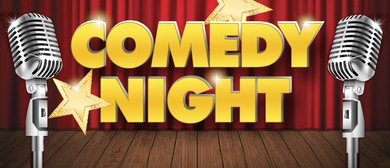 Comedy – Dave Eastgate and Steven J Whiteley