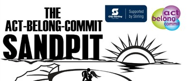 The Act Belong Commit Sandpit