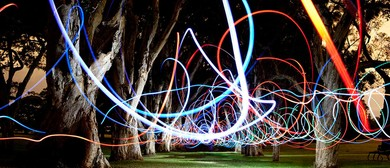 Peter Solness – Painting With Light Photography Workshop