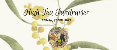 High Tea Fundraiser for Possum Valley Animal Sanctuary