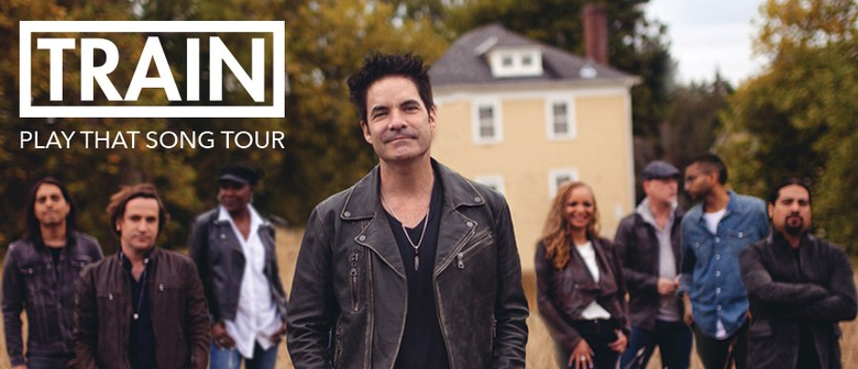 Train – Play That Song Tour