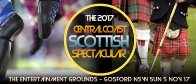 The Central Coast Scottish Spectacular