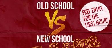 Old School Vs New School – Uni Rager