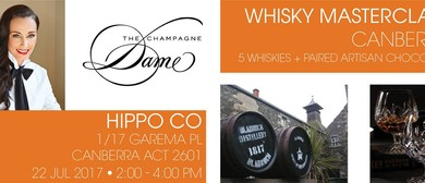 Whisky Masterclass With the Champagne Dame