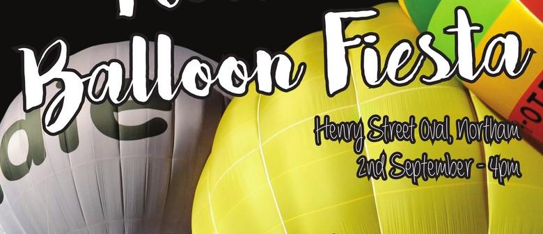 Northam Balloon Fiesta 2017
