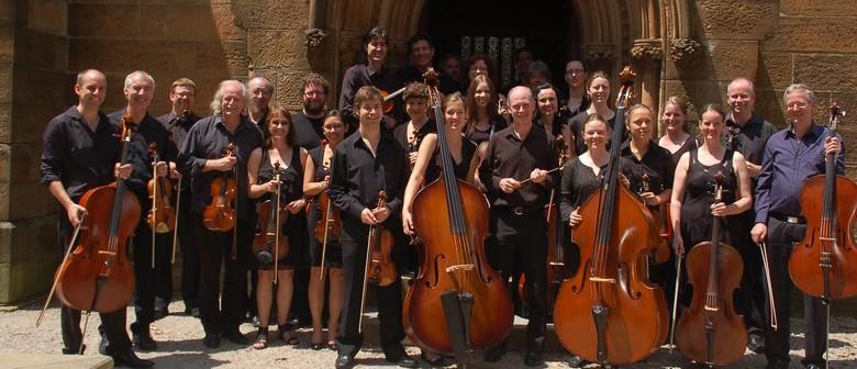 The Bourbaki Ensemble – Masterworks for Strings