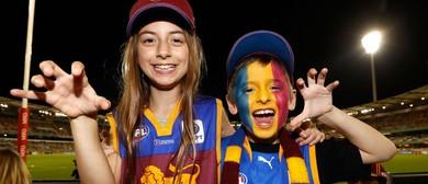 Brisbane Lions V Carlton