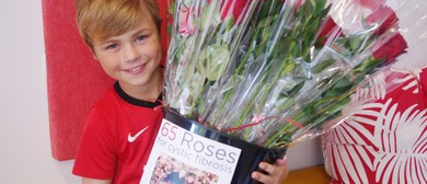 A Blooming Great Cause for Cystic Fibrosis WA