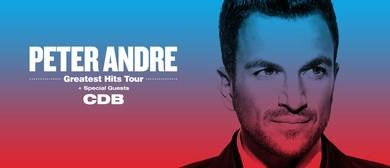 Peter Andre Australian Tour