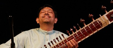 Indian Classical Music and Dance Evening – Sitar
