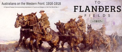 Australians On the Western Front – To Flanders Fields